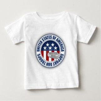 Proud Coast Guard Uncle Baby T-Shirt