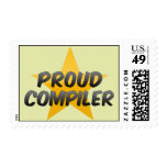 Proud Compiler Stamps