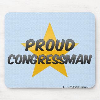 Proud Congressman Mousepads