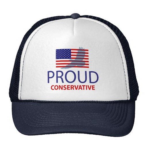 Proud Conservative Mesh Hat