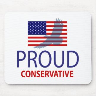 Proud Conservative Mouse Pad