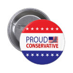 Proud Conservative Pin