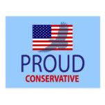 Proud Conservative Postcards