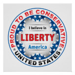 Proud Conservative Print