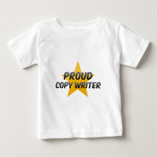 Proud Copy Writer Tee Shirts