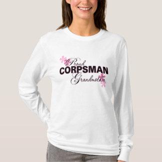 Proud Corpsman Grandmother T-Shirt