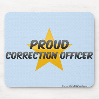 Proud Correction Officer Mouse Pad