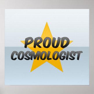 Proud Cosmologist Print