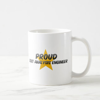 Proud Cost Analysis Engineer Coffee Mug