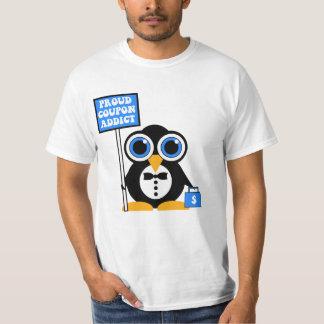 proud coupon addict T-Shirt