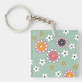 Proud Courageous Intuitive Imagine Keychain