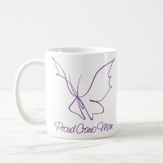 Proud Cranio Mom Coffee Mug