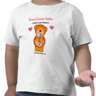 Proud Cranio Sister Tshirts