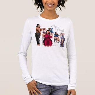 Proud & Curvy Long Sleeve T-Shirt