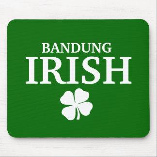 Proud Custom Bandung Irish City T-Shirt Mouse Pad