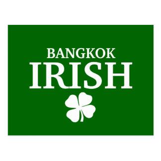 Proud Custom Bangkok Irish City T-Shirt Postcard
