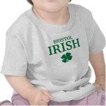Proud Custom Bristol Irish City T-Shirt
