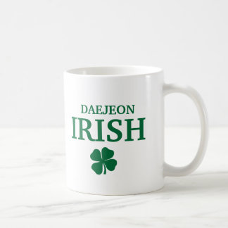 Proud Custom Daejeon Irish City T-Shirt Coffee Mug