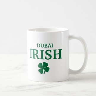 Proud Custom Dubai Irish City T-Shirt Classic White Coffee Mug