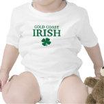 Proud Custom Gold Coast Irish City T-Shirt