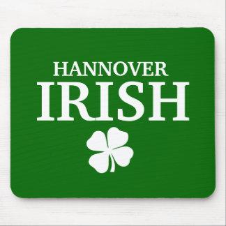 Proud Custom Hannover Irish City T-Shirt Mouse Pads