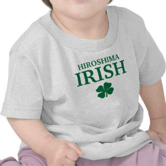 Proud Custom Hiroshima Irish City T-Shirt