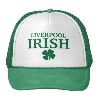 Proud Custom Liverpool Irish City T-Shirt Trucker Hat