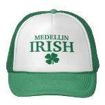 Proud Custom Medellin Irish City T-Shirt Mesh Hat