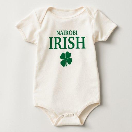 Proud Custom Nairobi Irish City T-Shirt