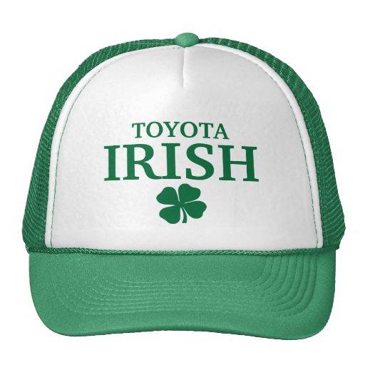 Proud custom toyota irish city t shirt hat zazzle for Custom t shirts and hats