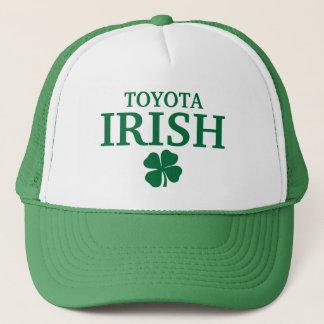 Proud Custom Toyota Irish City T-Shirt Trucker Hat