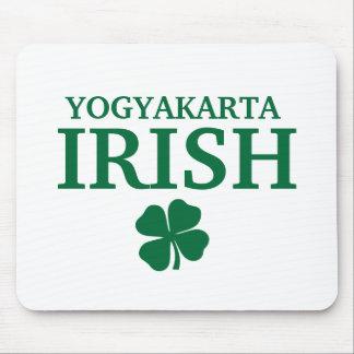 Proud Custom Yogyakarta Irish City T-Shirt Mouse Pad