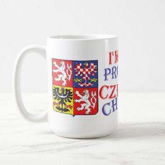 Proud Czech Chick Coffee Mug