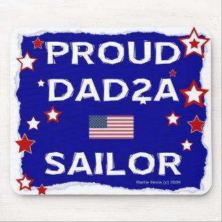 Proud DAD2A Sailor - Mousepad