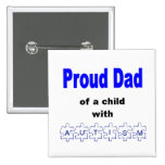 Proud Dad Button