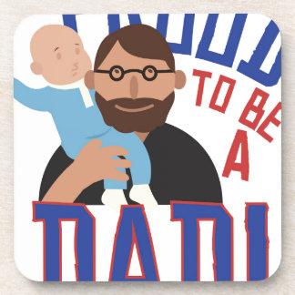 Proud Dad Coaster