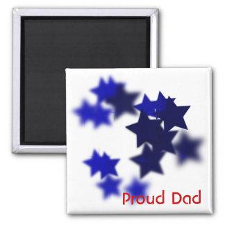 Proud Dad Magnet