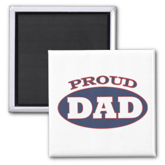 proud dad magnet