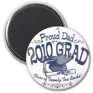 Proud Dad of 2010 Graduate Magnet