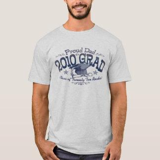 Proud Dad of 2010 Graduate T-Shirt