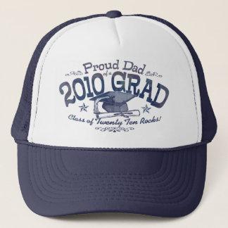 Proud Dad of 2010 Graduate Trucker Hat