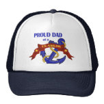 Proud Dad of a US Sailor Trucker Hat