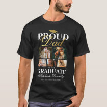 Proud Dad of the Graduate T-Shirt