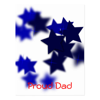 Proud Dad Postcard