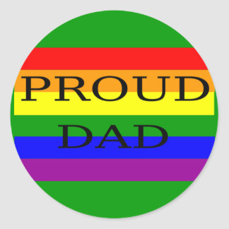proud dad stickers