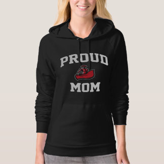 Proud Dad with Matador on Black Hoodie