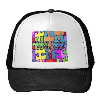 Proud Daddy of My Son! Trucker Hat