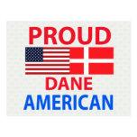 Proud Dane American Post Cards
