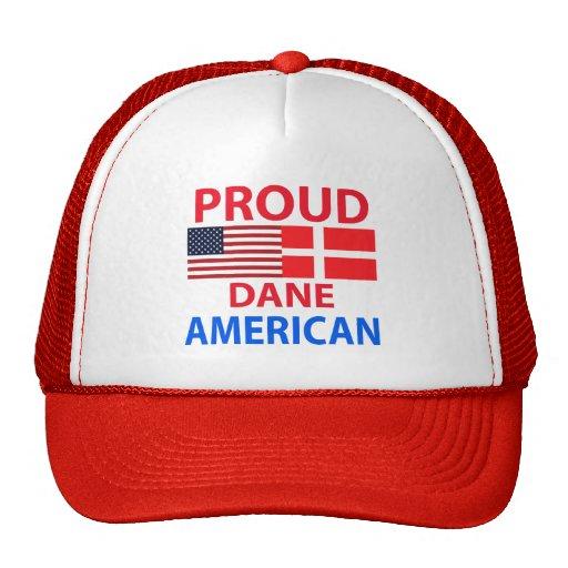 Proud Dane American Trucker Hat