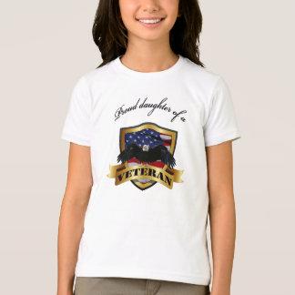 Proud daughter of a Veteran T-Shirt